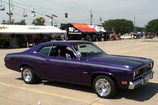 Michael Neal's 1971 Plymouth Duster