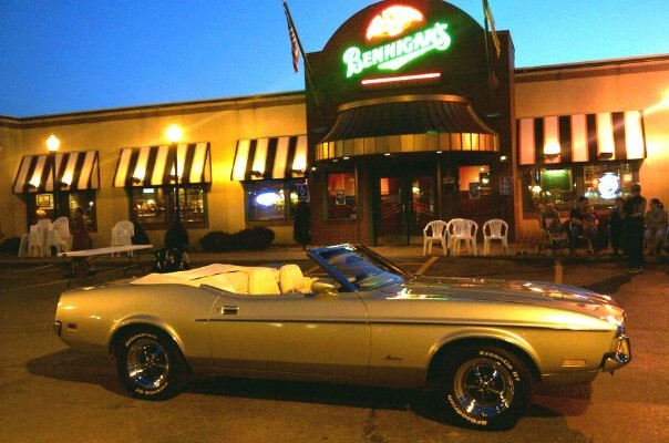 Tom Thompson's 1972 Ford Mustang Convertible