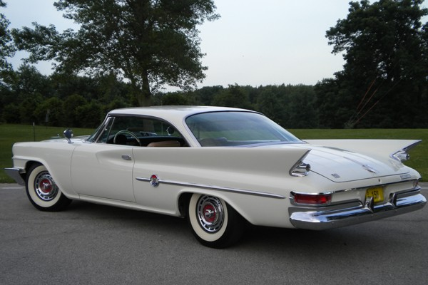Paul Thomassen's 1961 Chrysler 300 G