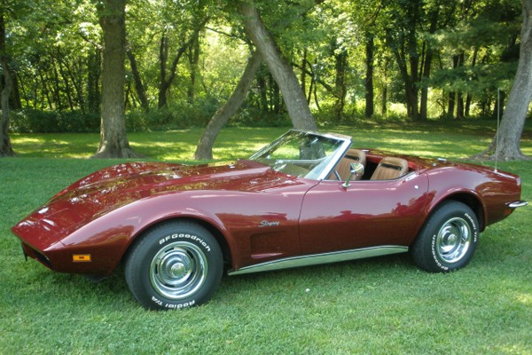 Don Rutenbeck's 1973 Chevrolet Corvette