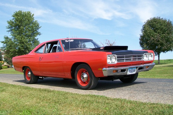 Paul Bierly's 1969 Plymouth Roadrunner