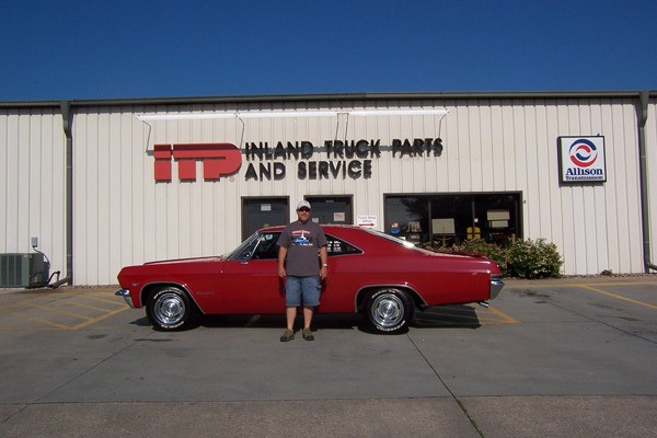 Dave Partridge's 1965 Chevy Impala SS