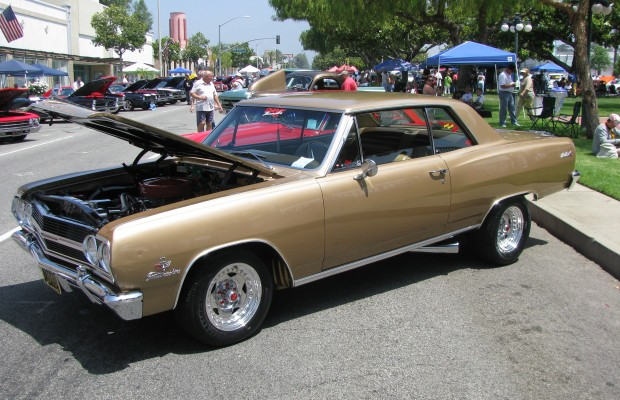 William Lindblom's 1965 Chevelle Malibu SS