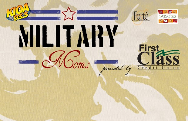 Salute to Military Moms Luncheon presented by First Class Credit Union – old