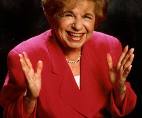 Sex Therapist, Dr. Ruth Westheimer, chats with MPH!