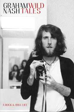 Graham Nash Book Signing for Wild Tales:  A Rock & Roll Life