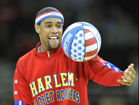 "Globetrotter ""Cheese"" Visits MPH!"