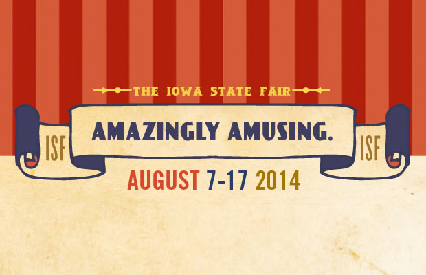 Iowa State Fair Will Call Window
