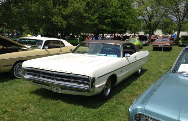 James & Christy Ellefson's 1971 Plymouth Fury Gran Coupe