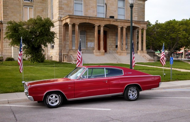 Terry Housman's 1967 Dodge Charger