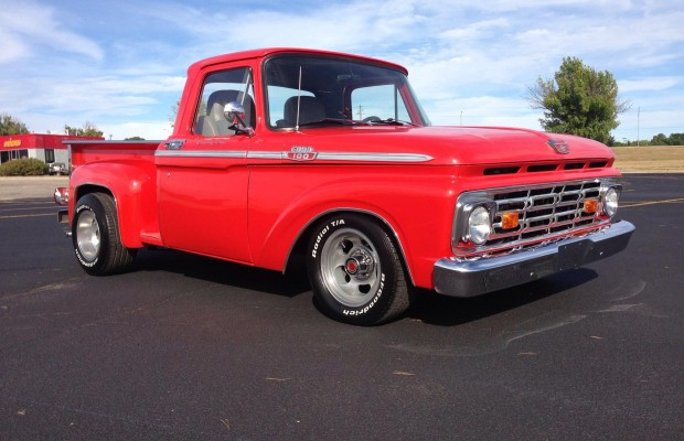 Ben Thompson's 1963 Ford / F100